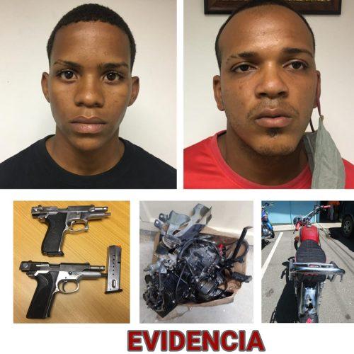 Photo of Policía arresta a dos acusados de matar dirigente PRM en Cienfuegos