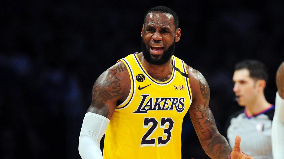 Photo of LeBron James, rotundo sobre futuro de la temporada: «Nadie debe cancelar nada»
