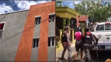 Photo of Niña autista intentó lanzarse de 4to piso en SFM por supuesta violencia intrafamiliar