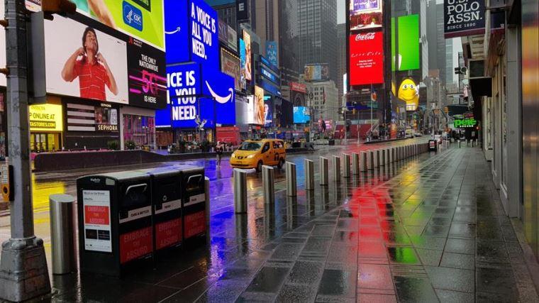 Photo of 420 mil personas abandonaron Nueva York durante la pandemia
