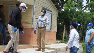 Photo of Diputado Olmedo Caba lleva alimentos a las comunidades El Aguacate, El Cercado y Boba