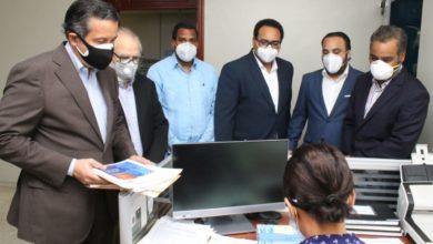 Photo of Abinader y el PRM presentaron a la JCE su programa oficial de gobierno