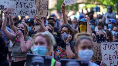 Photo of Nueva York se suma a las protestas por la muerte de hombre afroamericano