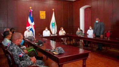 Photo of Alcalde PP, militares y policías acuerdan trabajo en conjunto