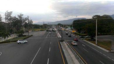 Photo of Circulación de vehiculos aumenta en calles y avenidas ciudad de Santiago