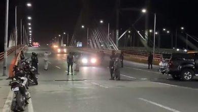 Photo of Van 55,020 detenidos por violar el toque de queda en RD