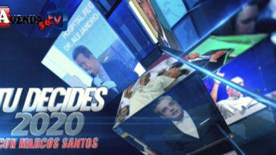 "Photo of ""Tú decides 2020"" inicia el lunes por Agenda 56 TV"