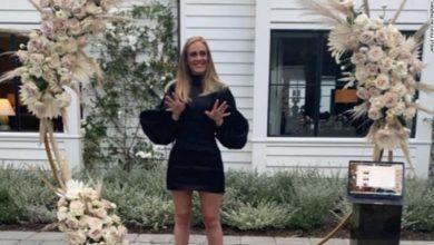 Photo of Adele reaparece renovada a sus 32 años y causa revuelo con cambio físico