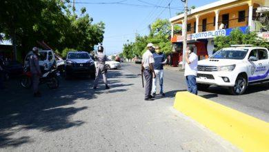 Photo of Amplían el cordón sanitario en Puerto Plata por Covid-19