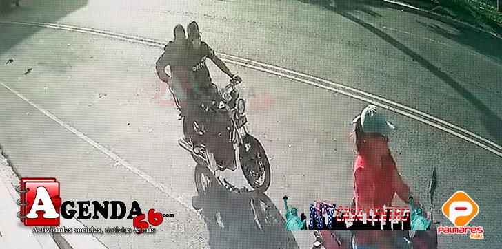 Photo of Autores del asesinato de mujer en SFM quedaron captados por cámaras de vigilancia