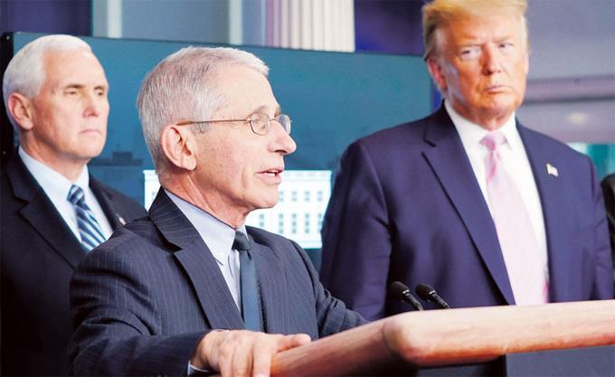 Photo of Asesor de Trump está contra la reapertura