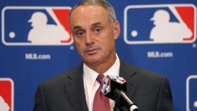 Photo of Béisbol de Grandes Ligas se reanudaría el 4 de julio
