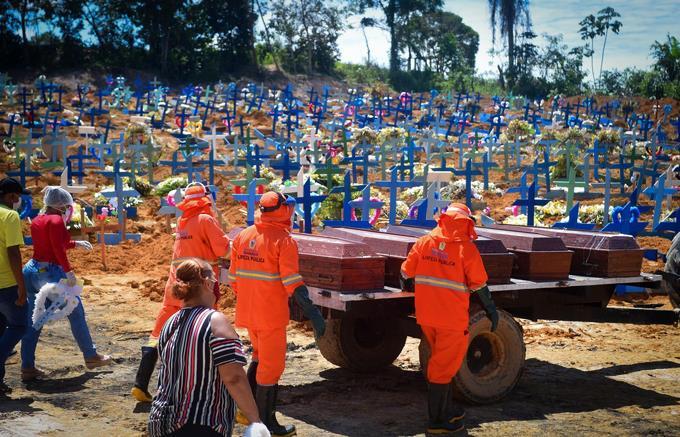 Photo of Brasil supera los 100.000 casos del nuevo coronavirus y ya son más de 7.000 las muertes
