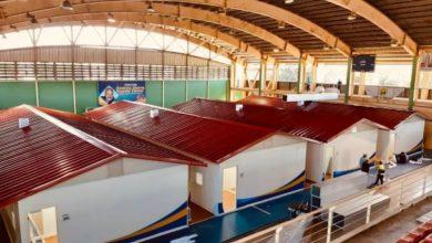 Photo of BONAO: Gobierno entrega hospital móvil para pacientes virus