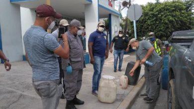Photo of Decomisan garrafones llenos de clerén en Ocoa