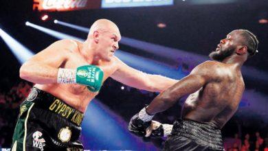 Photo of El boxeo regresará a Las Vegas a puertas cerradas en junio