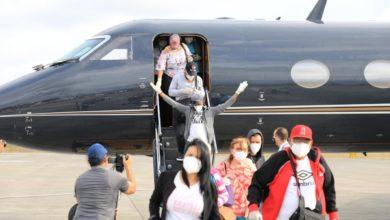 Photo of Gonzalo facilita el regreso 15 criollos que estaban varados en Venezuela