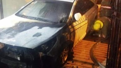 Photo of Incendian vehículo del fiscal de San Pedro de Macorís