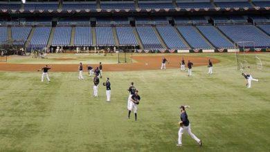 Photo of Jugadores de los Rays ya realizan entrenamientos