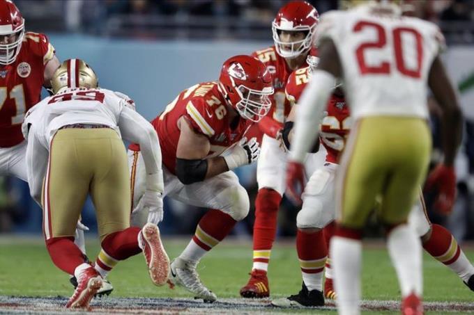 Photo of La NFL iniciará su temporada el 10 de septiembre con visita de Texans a los Chiefs