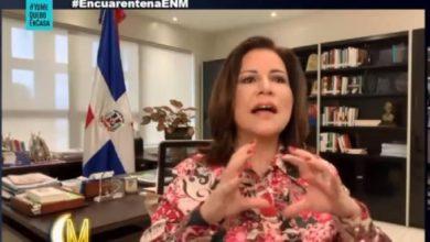 Photo of Margarita sobre licencia Gabinete Social: Sería una irresponsabilidad de marca mayor abandonar ahora mismo este barco