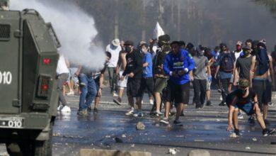 Photo of La crisis social del coronavirus amenaza con reavivar las protestas en Chile
