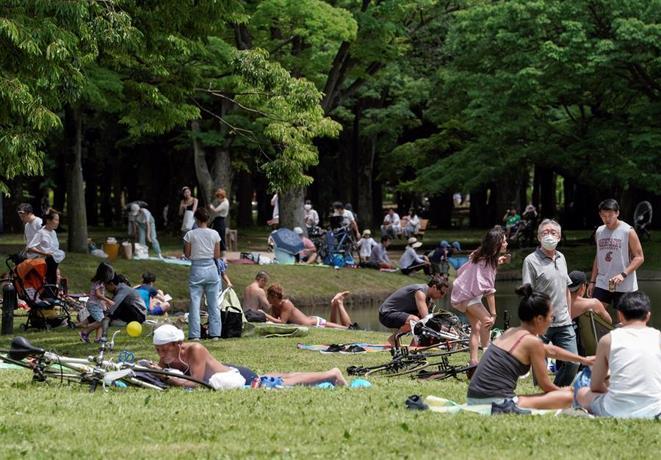 Photo of Terminada la alerta sanitaria, Japón entra en un «nuevo estilo de vida»