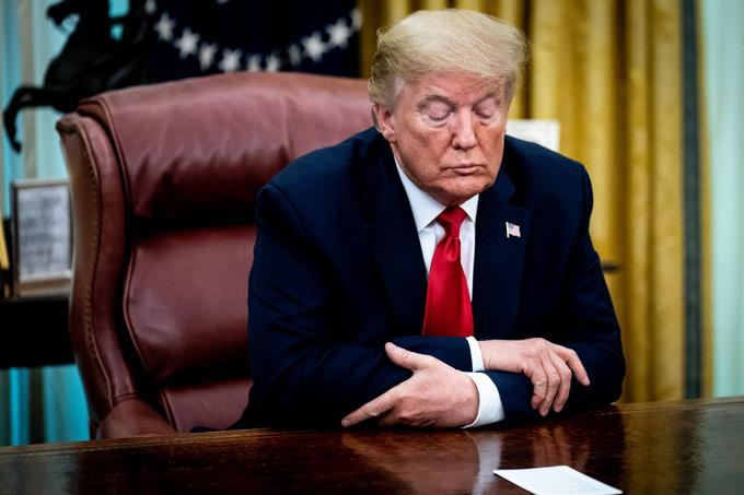 Photo of Trump insiste en que hizo «lo correcto» y siente que «salvó un millón y medio de vidas»
