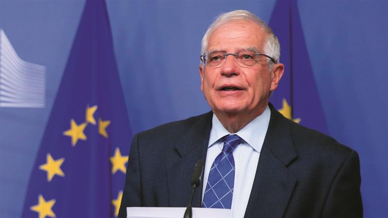 Photo of La Unión Europea pide a EEUU reconsiderar su salida de la OMS