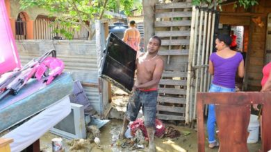 Photo of Fuga de agua afectó 200 viviendas