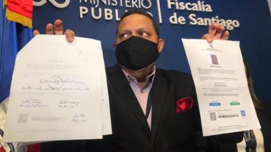 Photo of Fiscalía: Regidor de PRM en Navarrete tiene cuatro fichas, una condena y está prófugo