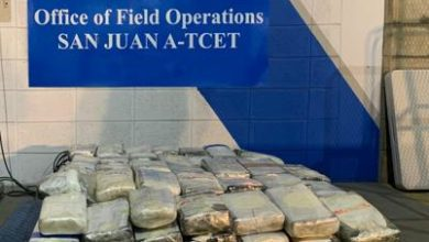 Photo of Se incautan 260 kilos de cocaína dentro de ferry entre Santo Domingo y Puerto Rico