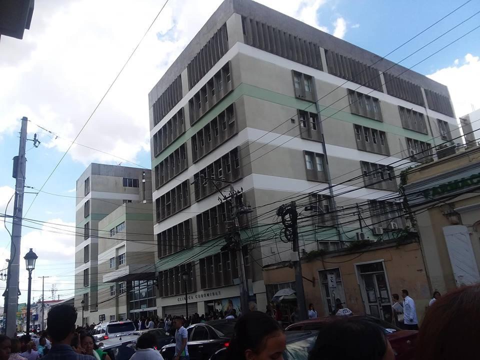 Photo of Areas destinadas para COVID-19 en clínica Corominas están ya ocupadas