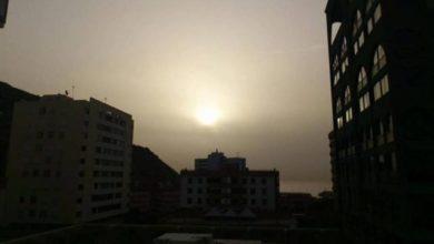 Photo of Una enorme nube de polvo del desierto del Sahara cubre parte del Caribe