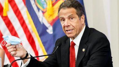 """Photo of NY anuncia un """"tremendo progreso"""" en la lucha contra el coronavirus"""
