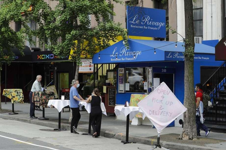 """Photo of 8 de junio: gobernador Cuomo puso fecha a reapertura de Nueva York """"sin volver al pasado"""""""