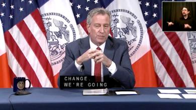 """Photo of El alcalde de Nueva York anuncia cambios """"históricos"""" en la policía"""