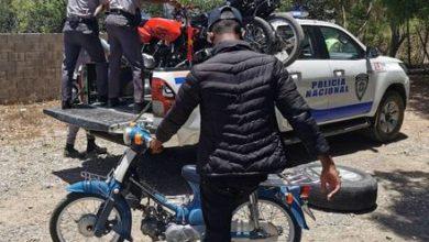 Photo of Detienen 6 personas que realizaban carreras ilegales de motocicletas en Puerto Plata