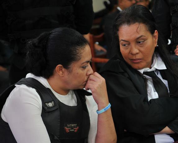 """Photo of Marlin Martínez busca obtener su libertad mediante un recurso de """"Habeas Corpus"""""""