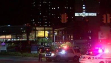 Photo of Detienen hombre con explosivos en un hospital de Nueva York