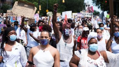 Photo of Nueva York salió otra vez a las calles a reclamar los cambios en la policía