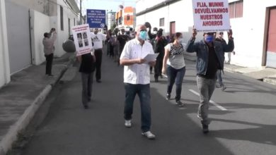 Photo of Protestan afectados fraude Munne tras un año sin recibir pagos
