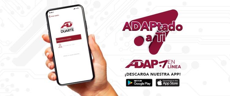 Photo of Asociación Duarte presenta su Internet Banking ADAP en Línea