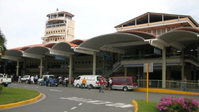Photo of Llegan dos vuelos humanitarios por Aeropuerto Cibao