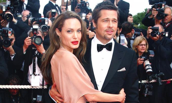 """Photo of Angelina Jolie habla de su divorcio con Brad Pitt: """"Sentí una tristeza profunda y real, estaba herida"""""""