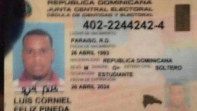 Photo of Apresan al acusado de matar a dos empleados del cabildo de La Otra Banda, en Higüey