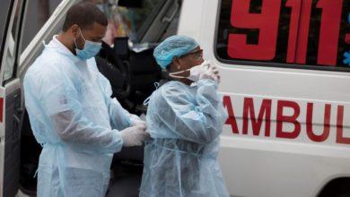 Photo of Reportan 14 muertes y 623 nuevos casos de COVID-19 en R. Dominicana