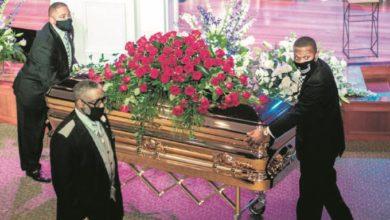 Photo of Crece la presión contra el racismo en funeral Floyd