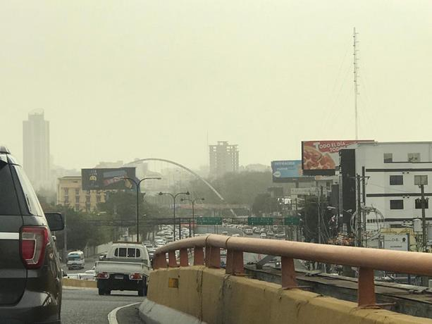 Photo of Desde hace 50 años la concentración del polvo del Sahara no era tan alta