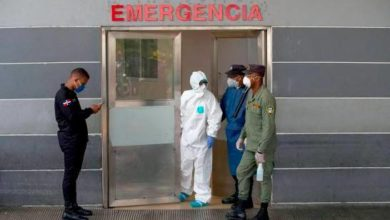Photo of Ministerio Salud reporta cinco muertes por la COVID-19 y 289 casos nuevos